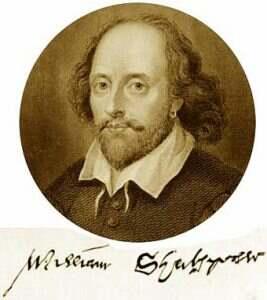 William Shakespeare awards